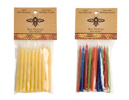 Birthday Candles-SECONDS 30% Off!