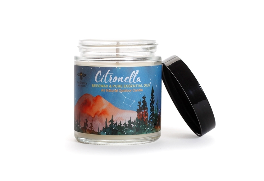 Citronella Apothecary Glass Seconds - 30% OFF!