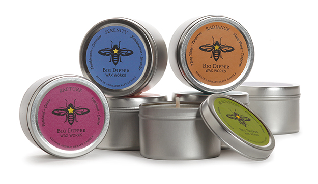 1.7 oz Aromatherapy Tins-CLEARANCE 30% Off!