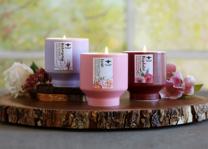 Aromatherapy Porcelain Cups - Seconds - 20% OFF!