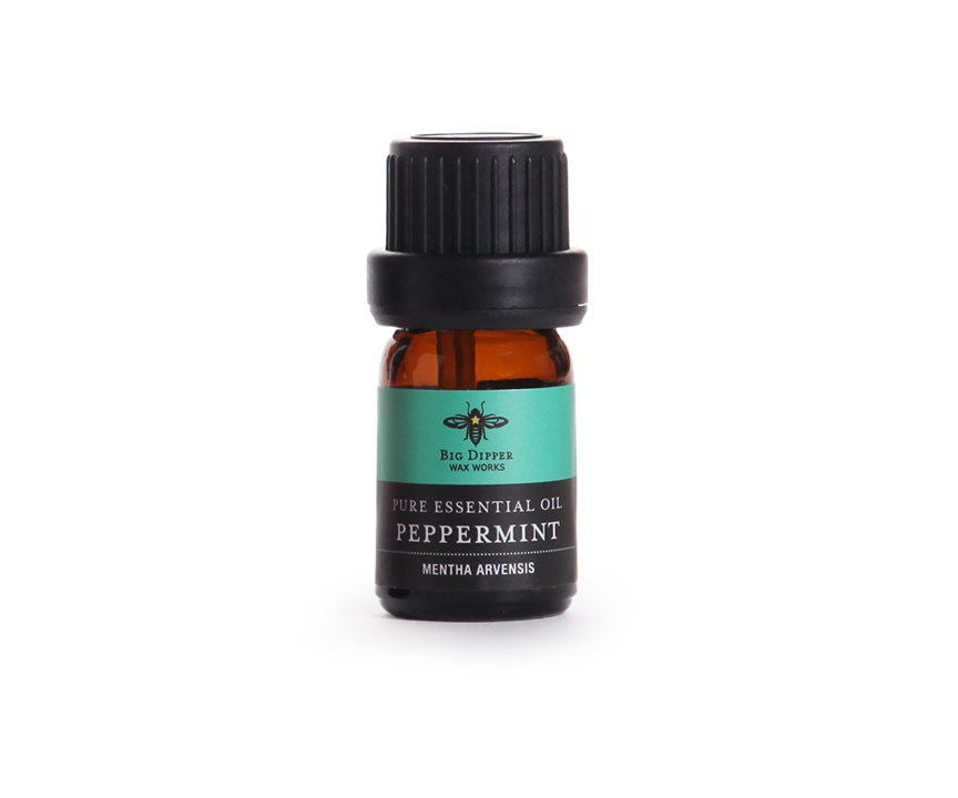 Organic Peppermint Essential Oil - 5 ml