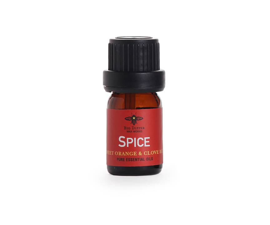 Spice Pure Essential Oil Blend