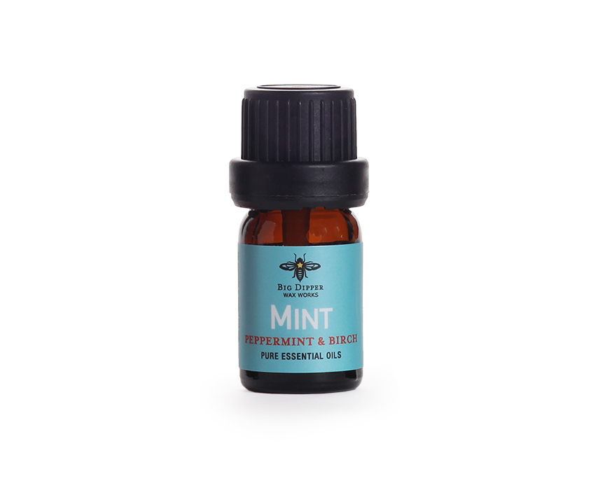 Mint Pure Essential Oil Blend