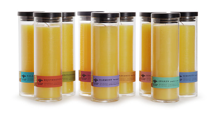 Beeswax Aromatherapy Sanctuary Glasses