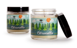 Citronella Apothecary Glass
