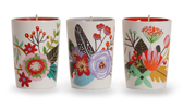 Printed Porcelain Cups