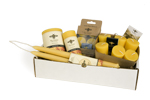 Beeswax Candle Sampler