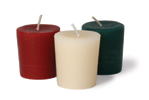 Holiday Votives - SECONDS - Up to 40% Off!