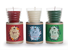 Holiday Aromatherapy Beehive Glasses