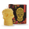 Beeswax Sugar Skull - Seconds 35% OFF!