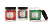 Holiday Apothecary Glass - Seconds 25% OFF!